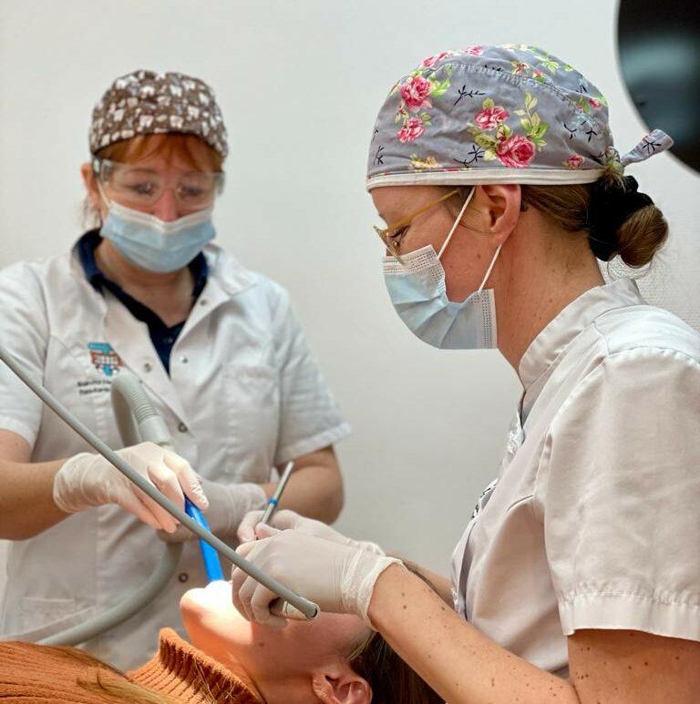 Behandeling tandarts